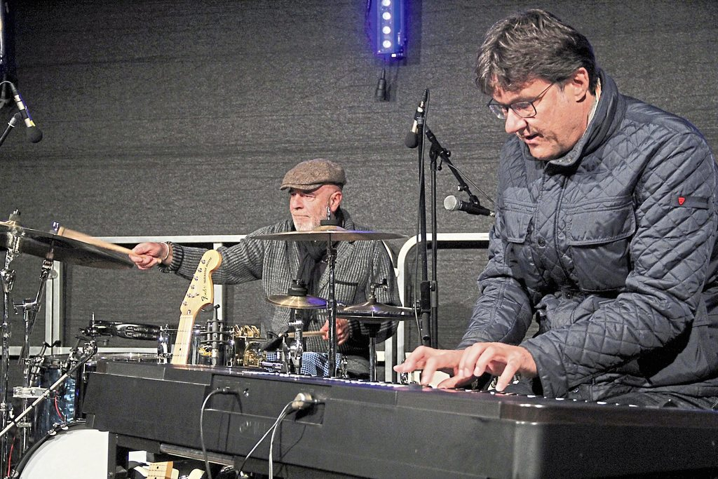 Lothar und Benny am 26.10.2018