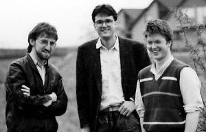 Benny Düring Trio mit A. Pllmann und Helmut Kaiser